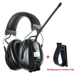 Protear Radio Safety Earmuffs Bluetooth protection