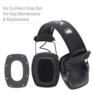 noise cancelling bluetooth earmuffs